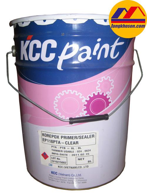 Sơn epoxy KCC Korepox H20
