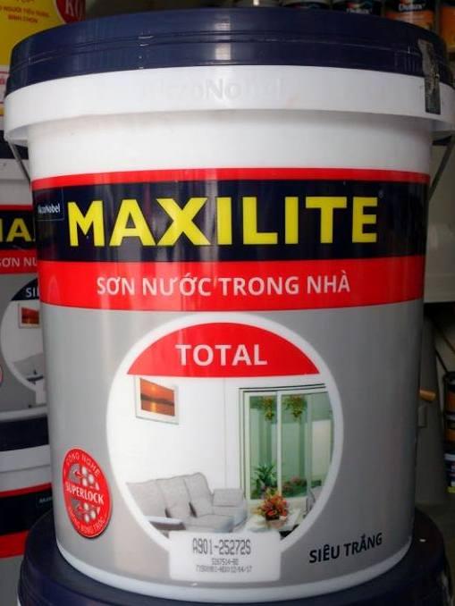 maxilite siêu trắng