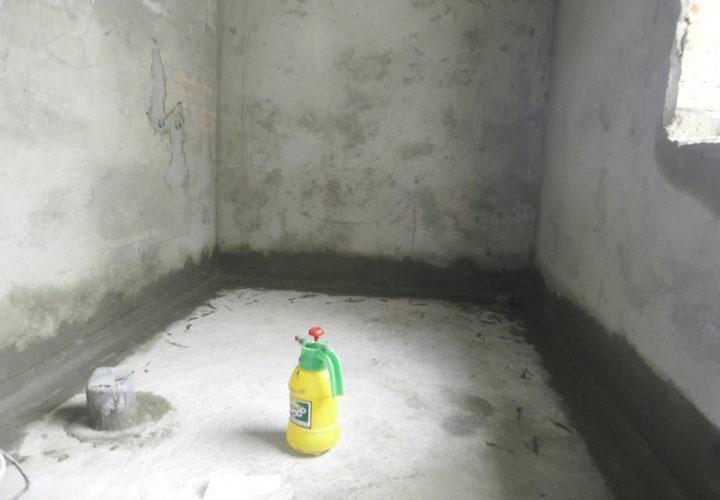 Cách chống thấm nhà vệ sinh bằng Sika