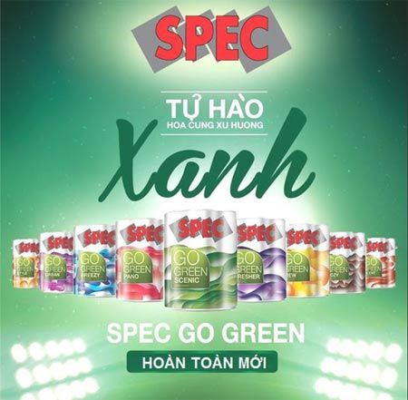 Sơn Spec Go Green